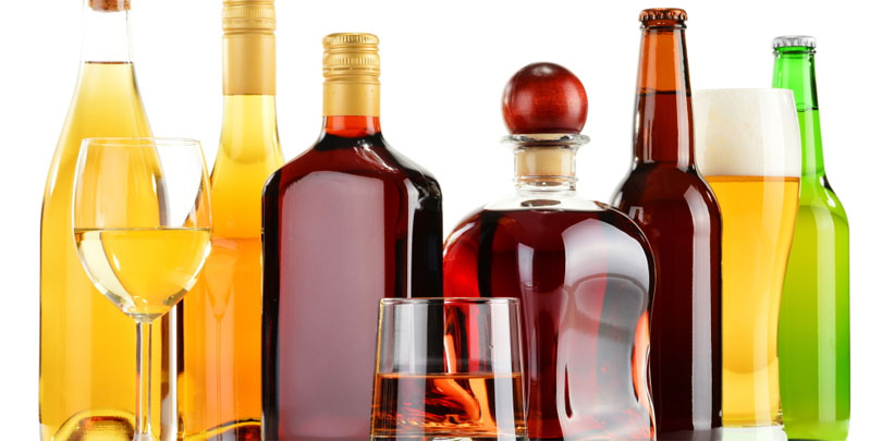 Temperature requirements for packing alcohol (Packing liquid products) Image